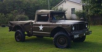 Kaiser Jeep M715 - 1968 Kaiser Jeep M715