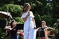Mañana del domingo de San Isidro 2018 en imágenes - De La Rosaleda a El Retiro, aperitivos musicales 03.jpg