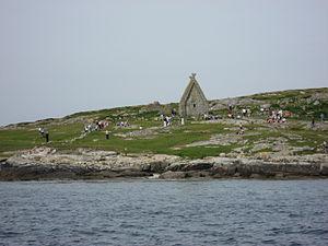 Carna, County Galway - 16th of July on MacDara's Island
