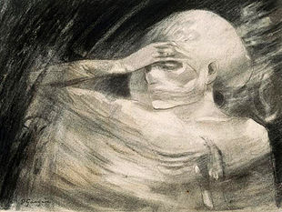 Paul Gauguin, Madame la Mort, 1891