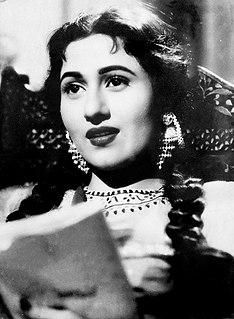 Madhubala filmography