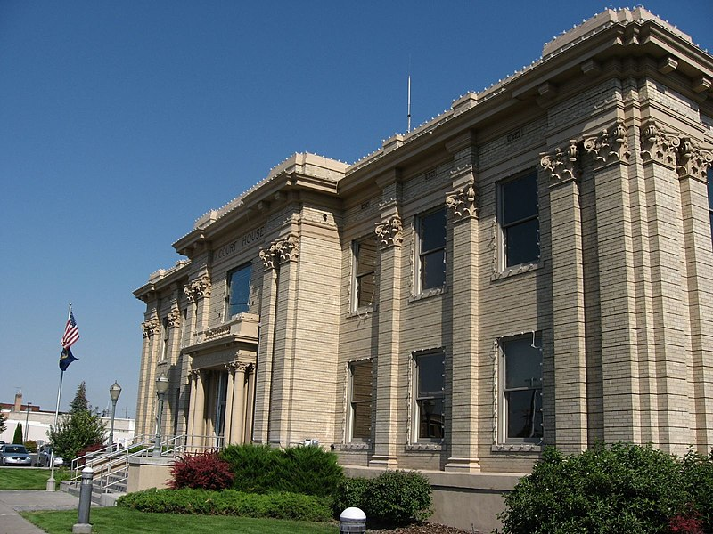 File:Madison County Courthouse, Rexburg, Idaho (1164627425).jpg