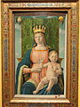 Madonna and Child, Giovanni Antonio Licinio da Pordenone, 1500 - Museum of Fine Arts, Springfield, MA - DSC04047.JPG