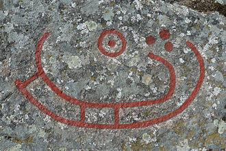 Nordic Bronze Age - Image: Madsebakke schiff