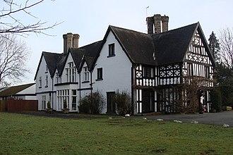 Caersws - Image: Maes Mawr Hall