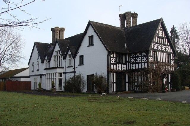 Maes Mawr Hall