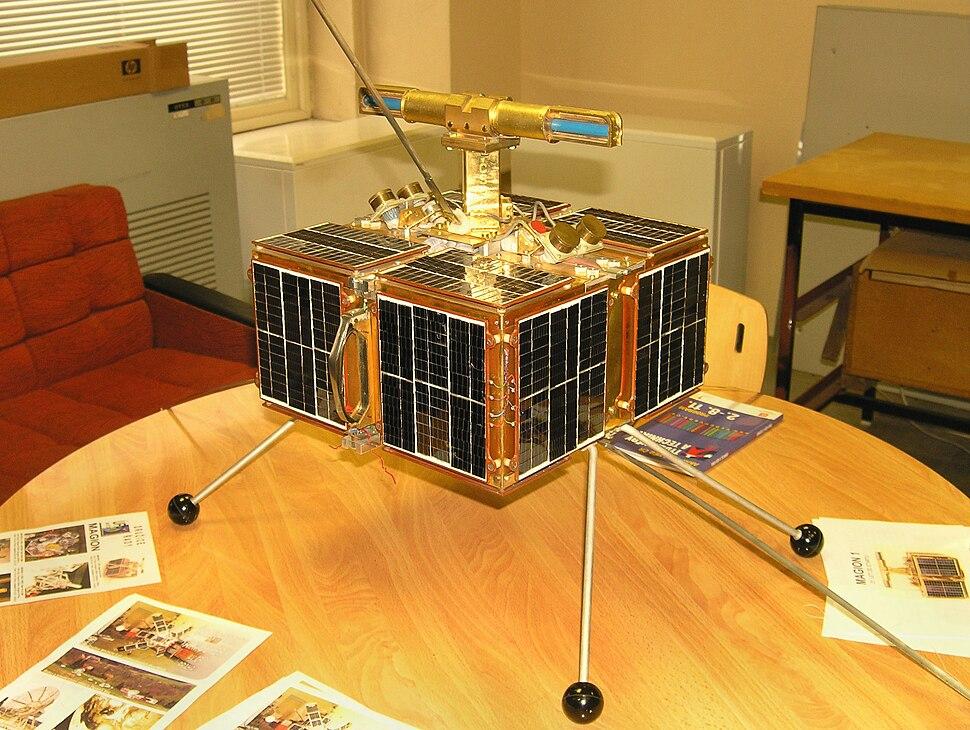 Magion 1 Satelite