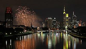 Main (river) - Image: Mainfest Frankfurt