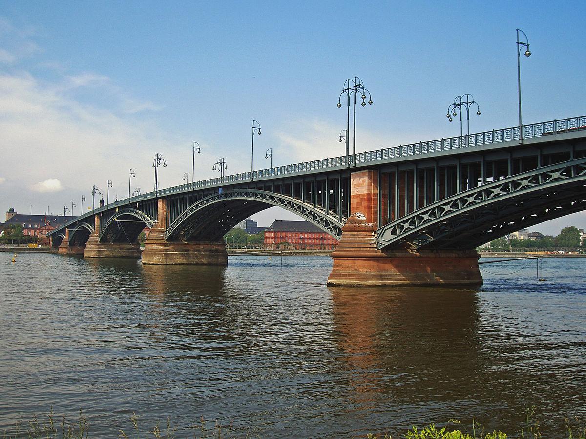 Theodor Heuss Brücke Mainz Aktuell