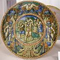 Maiolica di urbino, bottega dei fontana, enea e ascanio, 1550 ca.jpg