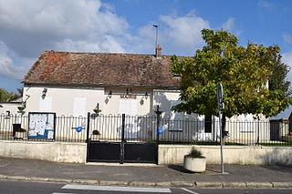 Grandpuits-Bailly-Carrois Commune in Île-de-France, France