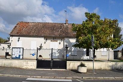 Comment aller à Grandpuits-Bailly-Carrois en transport en commun - A propos de cet endroit
