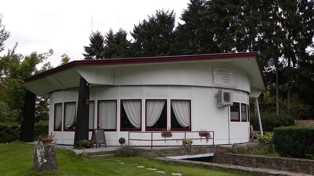 File:Maison Tournante à Wavre En Brabant Wallon (Belgique)