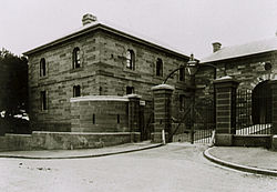 Maitland Gaol Governors House.JPG