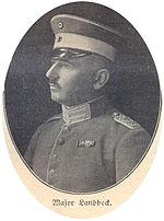 Major Landbeck
