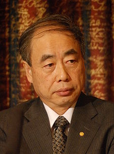 小林 誠先生