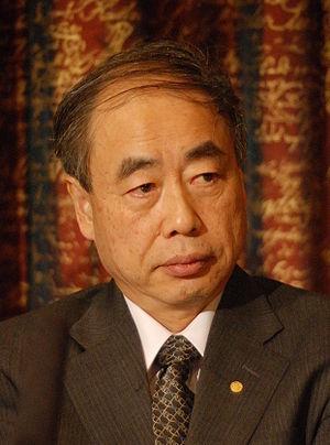 Makoto Kobayashi (physicist) - Kobayashi in 2008