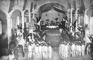 Bulacan - Opening of the Malolos Congress (1898)