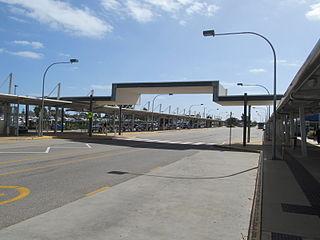 Mandurah Bus Station