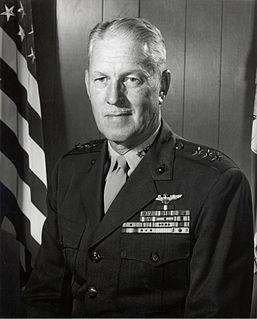 Richard C. Mangrum Assistant Commandant of the Marine Corps, Marine aviator - Navy Cross recipient for the Battle of Guadalcanal