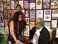 Mani Shankar Mukherjee with Poet Panchatapa 01.jpg