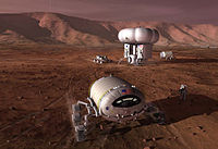 Missioni con equipaggio su Marte