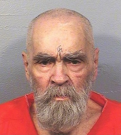 Picture of an author: Charles Manson