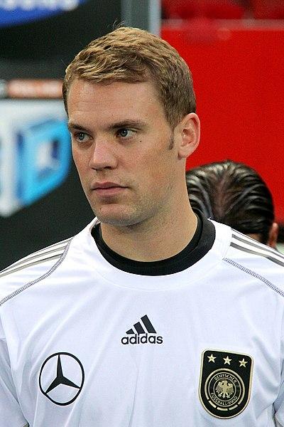 Manuel Neuer (Juni 2011)
