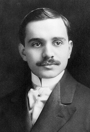 Manuel Ugarte - Manuel Ugarte in 1908