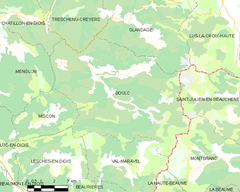 Map commune FR insee code 26055.png