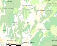 Map commune FR insee code 26346.png