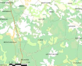 Map commune FR insee code 33144.png