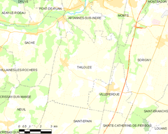 Map commune FR insee code 37257.png