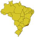 Map of Rio de Janeiro in Brazil.png