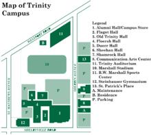 Loyola Blakefield Campus Map.Trinity High School Louisville Revolvy