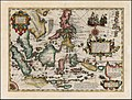Map of the East Indies by Jodocus Hondius in 1606.jpg