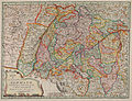 Map of the Seat of War in Germany c1737.jpg