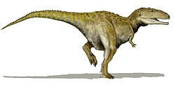 Mapusaurus roseae drawing.