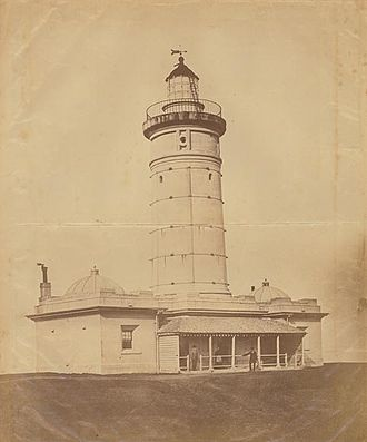 Macquarie Lighthouse - Image: Maquarie Lighthouse Greenway