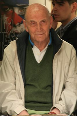 Marcos Ana in 2009