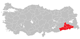 Mardin Subregion Subregion in Southeast Anatolia, Turkey