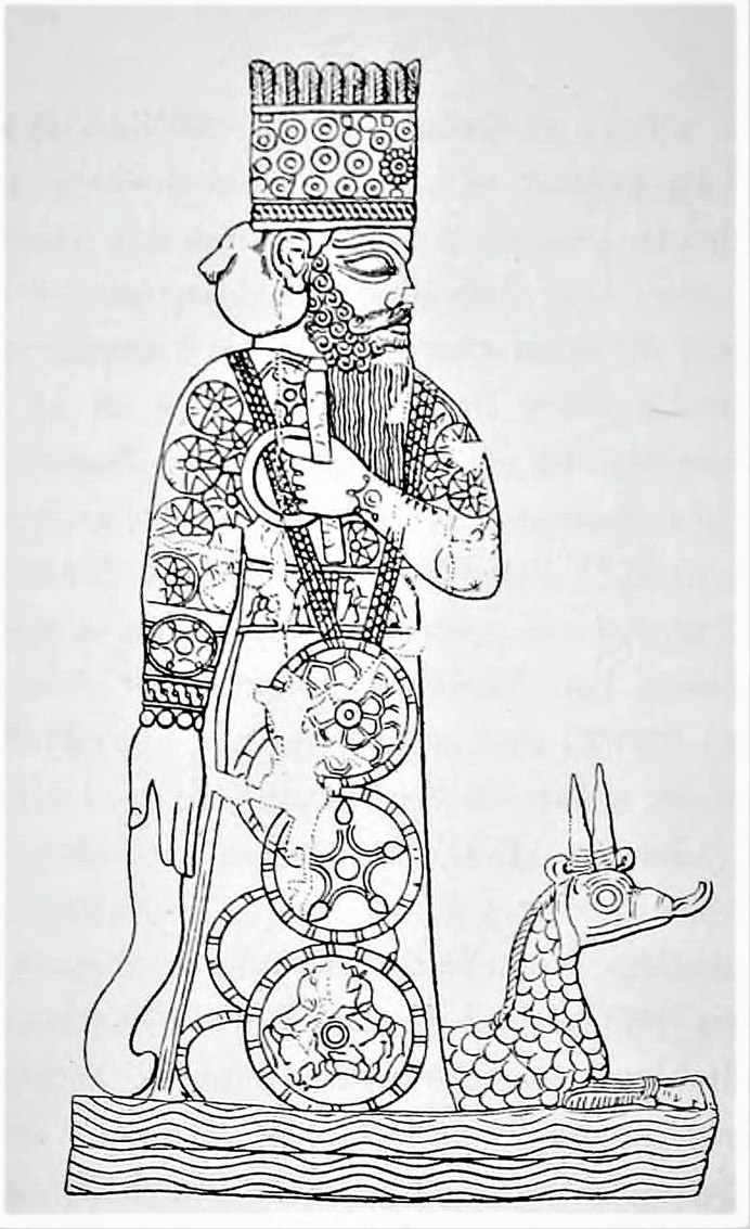 Marduk and pet