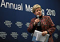 Margaret Catley-Carlson - World Economic Forum Annual Meeting Davos 2010.jpg