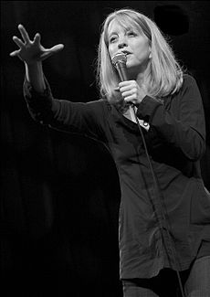 Maria Schneider, North Sea jazz festival, Rotterdam, 2007
