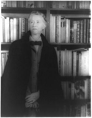 Marianne Moore - Photograph by Carl Van Vechten (1948)