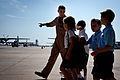 Marines host youngsters' field trip to Cherry Point flight line 120926-M-XK427-001.jpg