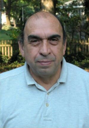 Mario Acuña - Photograph of Acuña taken in 2007.