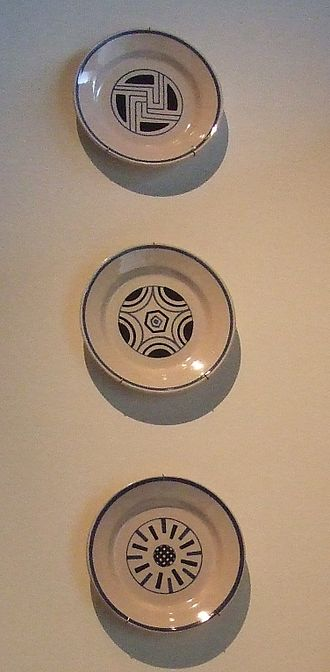 Seiz Breur - Ceramics designed by Suzanne Creston