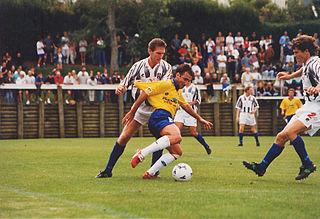 Mark Elrick New Zealand footballer