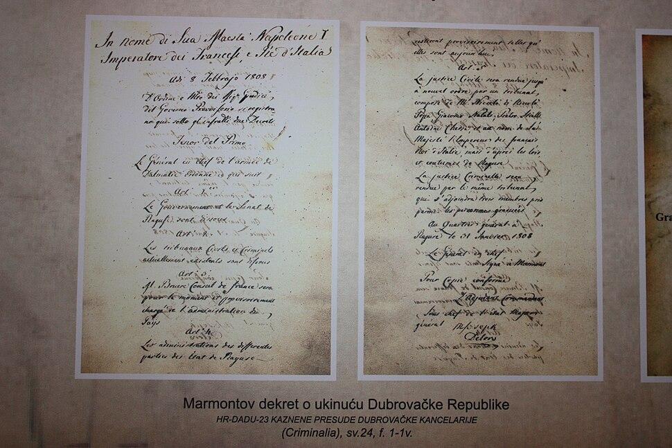 Marmontov dekret